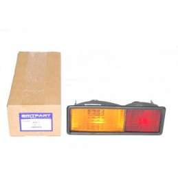Rear Bumper Lamp Lh Land Rover Discovery 1 Models 1989 - 1998 - Britpart Air suspension Rear Bumper Lamp Lh Land Rover