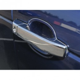 Set Of X4 Door Handle Cover. Chrome Range Rover L322 Models 2002 - 2010 - Britpart Air suspension Set Of X4 Door Handle Cover.