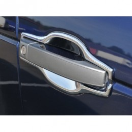 Set Of X4 Door Handle Bowl. Chrome Range Rover L322 Models 2002 - 2012 - Britpart Air suspension Set Of X4 Door Handle Bowl.