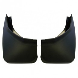 Pair Of Rear Mudflaps Black...