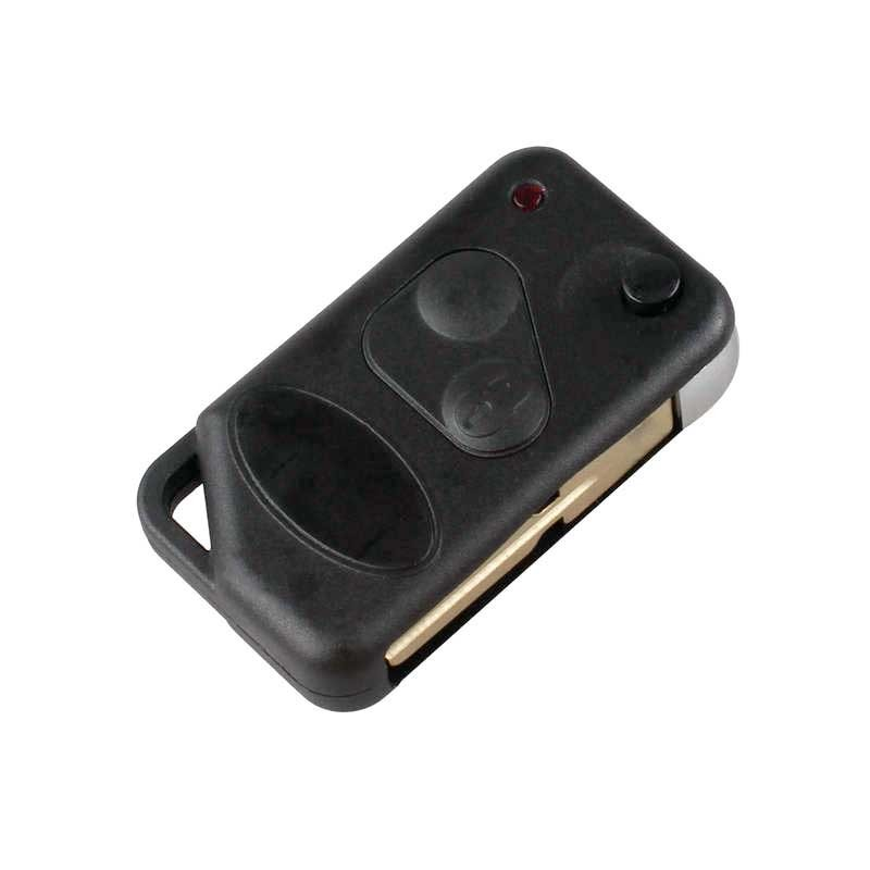 Brand New Remote Key Fob Programmed To Your Vin - Chassis Number. Range Rover P38 Models 1994 - 2002 - Lr