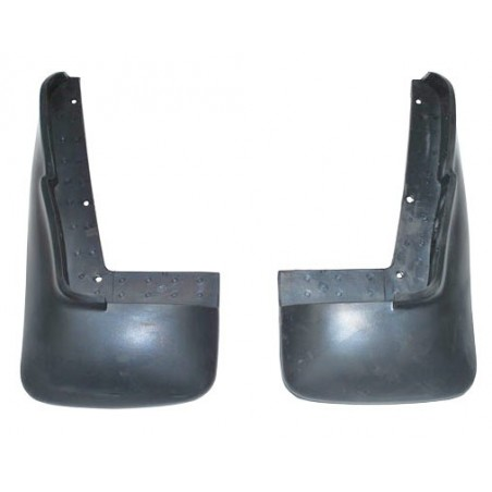 Rear Mud flap Kit For Single Exhaust Models - Range Rover Mk2 P38A   4.0 4.6 V8 & 2.5 Td Models 1994-2002