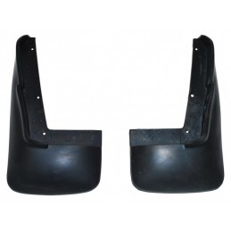 Rear Pair Left and Right Side Mudflaps - Range Rover Twin Exhaust Mk2 P38A 4.0 4.6 V8 & 2.5 Td 1994-2002
