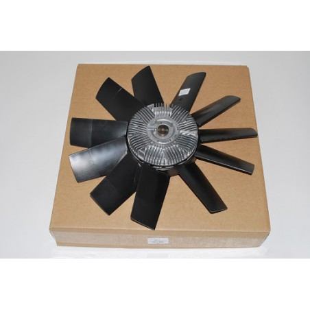Range Rover Mk2 P38A 2.5 TD OEM Engine Cooling Fan Blade and Viscous Coupling - 1994-2002