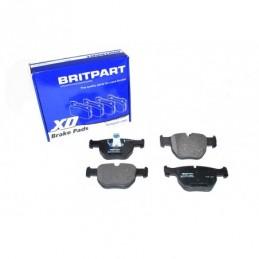 Front Brake Pad Kit-Brake Lining Range Rover L322 Models 2002 - 2005  -Britpartxd  Sfc500080