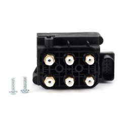 New Solenoid Valve Block Audi 10-18 A6/S6/RS6/A7/S7/RS7 (C7), 09-18 A8/S8 (D4)