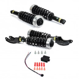 Arnott New Air to Coil Spring Conv Kit - 02-10 VW Touareg (7L), 06-15 Audi Q7 (4L) -SUVs