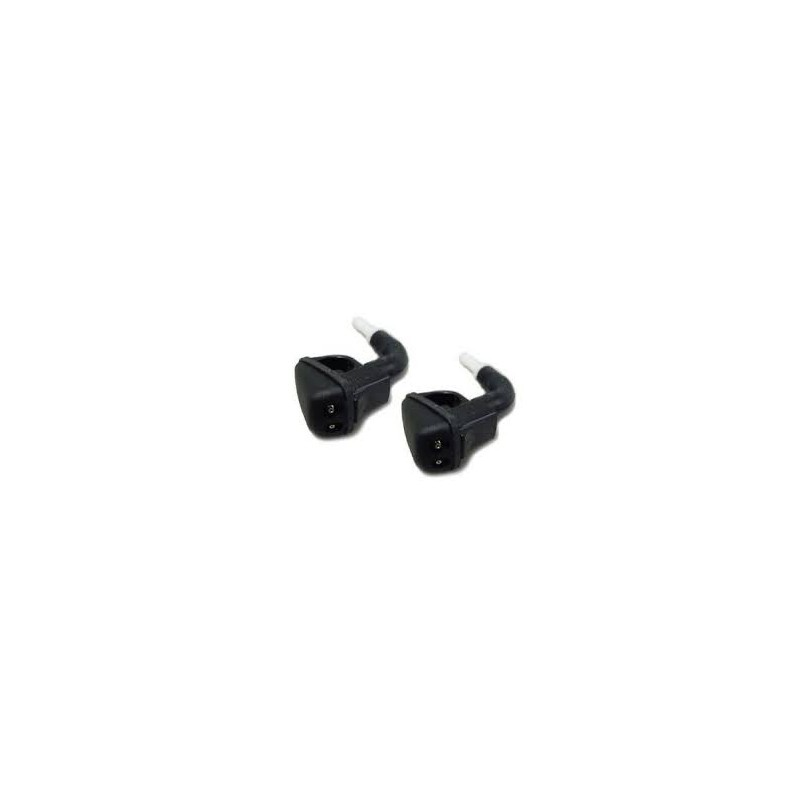 X2 Windscreen Washer Jets Range Rover P38 A Models 1999 - 2002 - Aftermarket Air suspension Windscreen Washer Jet Range Rover