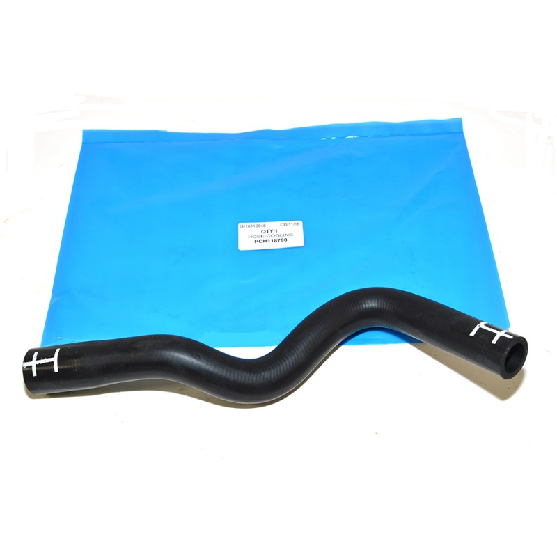 Coolant Water Hose - Pipe To Expansion Tank - Range Rover Mk2 P38A 4.0 4.6 V8 & 2.5 Td Models 1999-2002 Air suspension Coolant