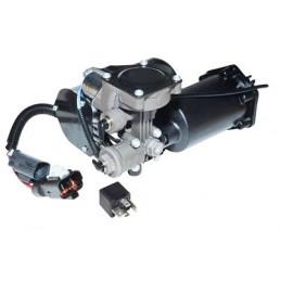 Hitachi Discovery 3 LR3 EAS Compressor Pump with New Relay -2009 www.p38spares.com compressor, pump, chassis, oe, to, rover, lan