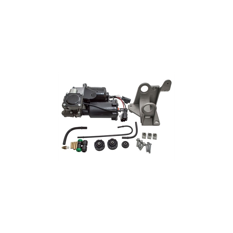 Land Rover Discovery 3 LR3 EAS Hitachi Compressor Pump Kit with New Relay Air suspension Hitachi EAS Air Suspension Compressor