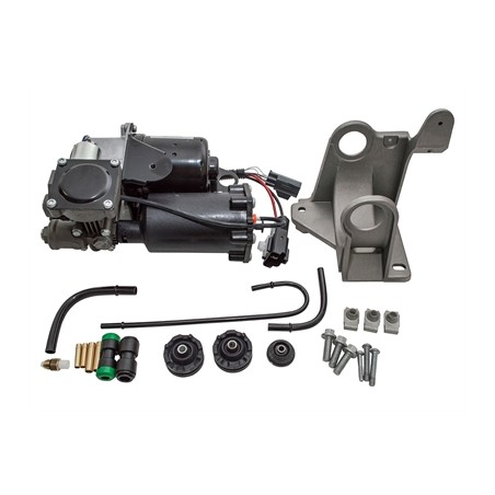Land Rover Discovery 3 LR3 EAS Hitachi Compressor Pump Kit with New Relay