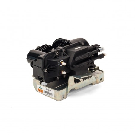 Remanufactured Wabco EAS Compressor Dryer Assembly Bravada Envoy Rainier Trailblazer Saab 9-7x Models 2002-2009 - Arnott