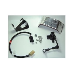 Front Left Range Rover P38 MKII Suspension Height Sensor up To Vin TA346793 1994-1996 www.p38spares.com left, chassis, front, to
