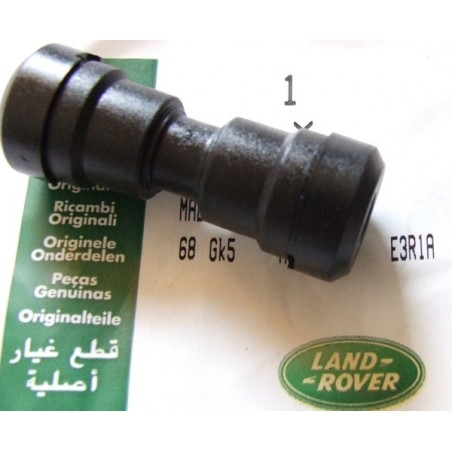 Range Rover P38 MKII & Classic Genuine 6mm EAS 'Straight' Airline Repair Connector 1992-2002