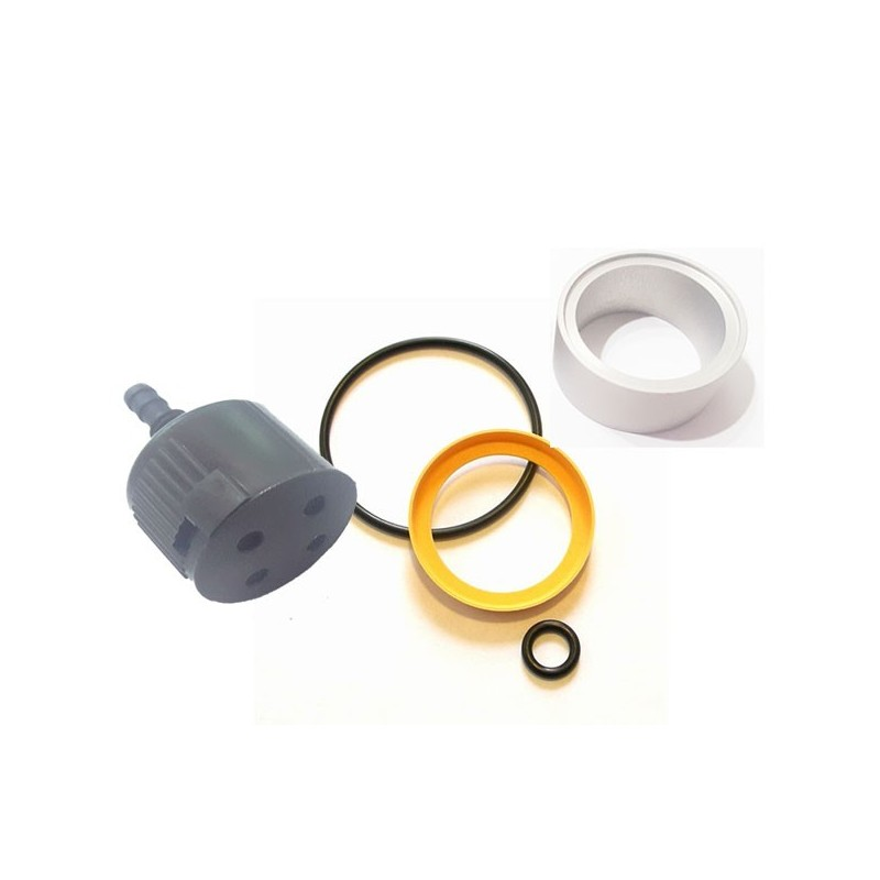 Range Rover P38 MKII & Classic EAS Compressor Pump Seal and Bore Repair Kit 1992-2002 www.p38spares.com compressor, eas, pump, p