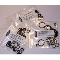 Range Rover P38 MKII & Classic EAS Valve Block O-Ring Rebuild Kit 1992-2002 - supplied by p38spares valve, block, kit, rover,