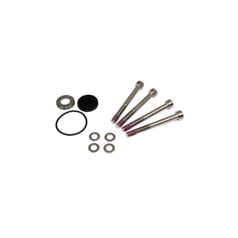 Range Rover P38 MKII EAS Valve Block Diaphragm Repair Kit 1995-2002 - supplied by p38spares valve, block, kit, rover, range, p