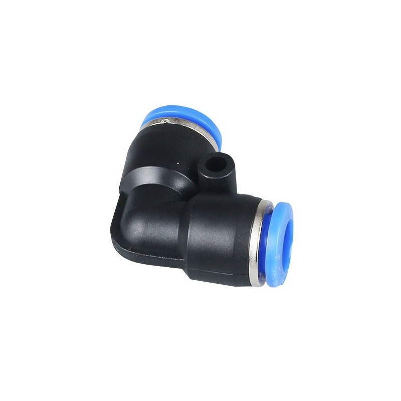 Range Rover P38 MKII & Classic 'Elbow' Section 6mm Replacement Airline Fitting Connector 1995-2002 www.p38spares.com  1055
