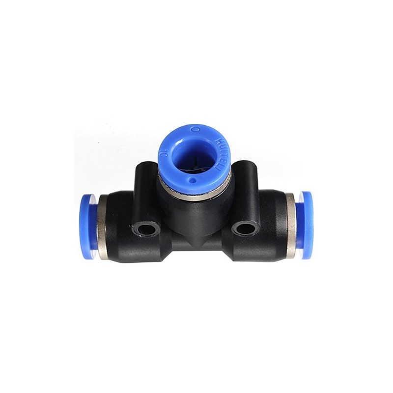Range Rover P38 MKII & Classic 'T' Section 6mm Replacement Airline Fitting Connector 1992-2002