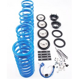 Range Rover P38 MKII Air Spring to Coil Conversion Kit - Bearmach 1995-2002 www.p38spares.com air, spring, to, coil, conversion,