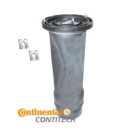 ContiTech Rear Discovery 2 OEM Air Suspension Spring & Clips 1998-2004