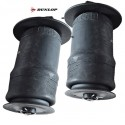 Rear Range Rover P38 MKII Dunlop Air Suspension Springs & Clips Fits Left & Right 1994-2002 www.p38spares.com  2096 - RKB101560G
