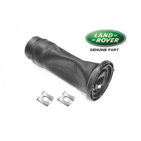 Rear Discovery 2 Genuine Land Rover Air Spring & Clips Fits Left or Right 1998-2004