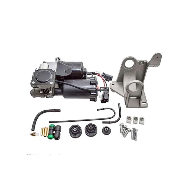 Hitachi Range Rover Sport Air Suspension Compressor Pump with Fitting Kit -2009 www.p38spares.com compressor, eas, suspension, p