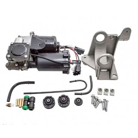 Hitachi  Range Rover Sport Air Suspension Compressor Pump with Fitting Kit -2009
