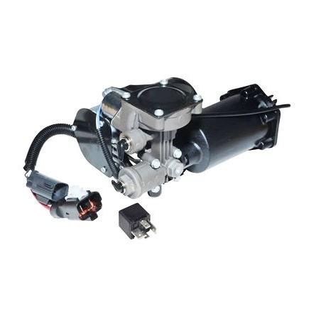 Hitachi Range Rover Sport EAS Compressor Pump with New Relay -2009