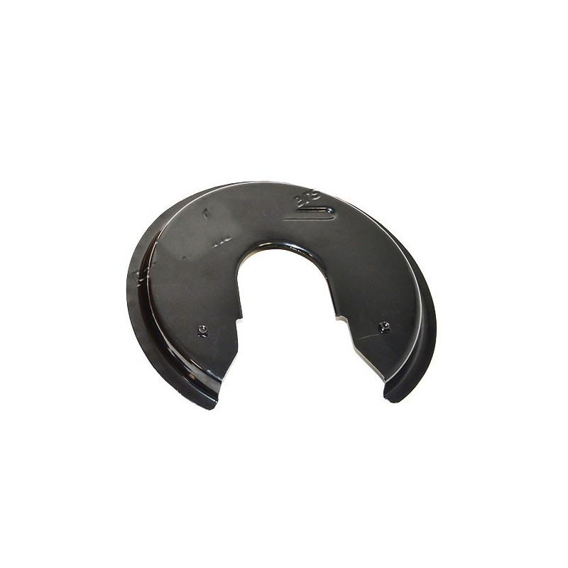 Rear Range Rover P38 MKII 4.0, 4.6, 2.5TD Brake Mudshield Fits Left or Right (aftermarket) 1995 - 2002 www.p38spares.com rear, l