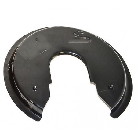 Rear Range Rover P38 MKII 4.0, 4.6, 2.5TD  Brake Mudshield Fits Left or Right (aftermarket) 1995 - 2002