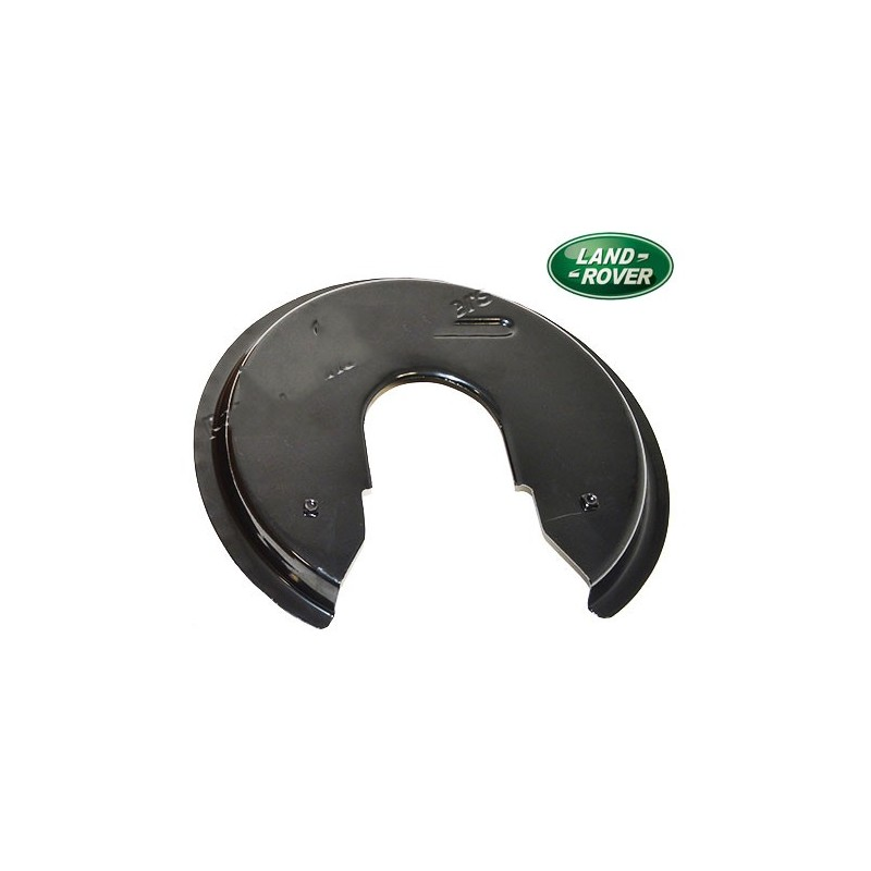 Rear Range Rover P38 MKII 4.0, 4.6, 2.5TD Genuine Brake Mudshield Fits Left or Right 1995 - 2002 www.p38spares.com rear, left, r
