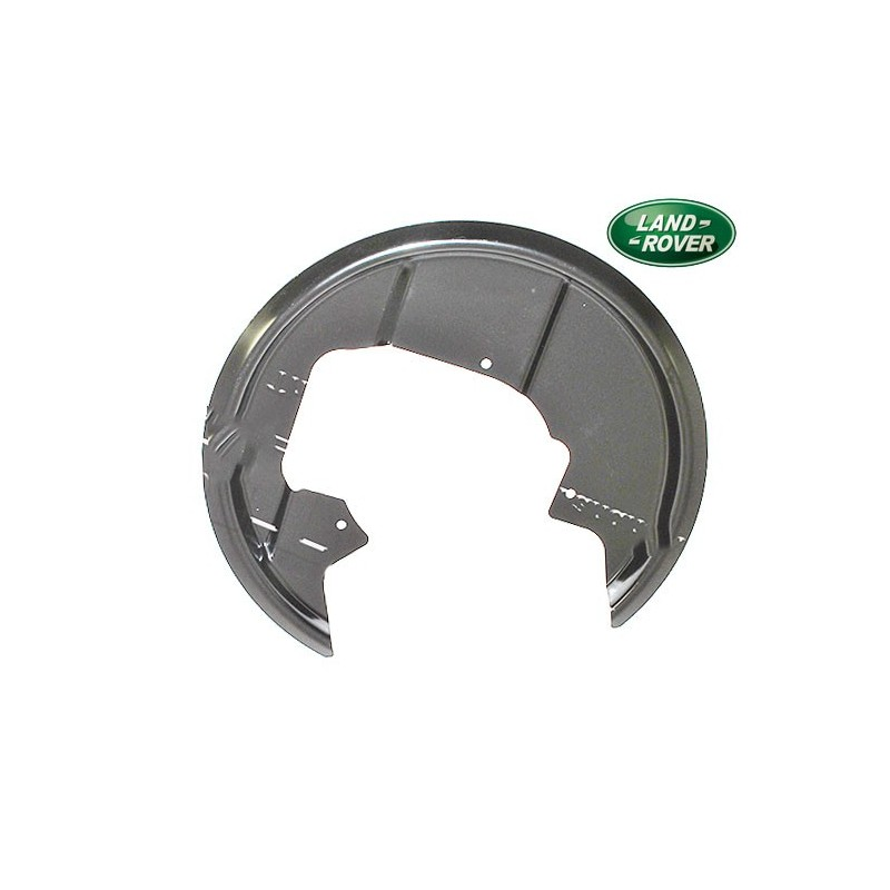 Front Left Range Rover P38 MKII 4.0, 4.6, 2.5TD Genuine Mudshield Genuine Brake 1995 - 2002 www.p38spares.com left, front, or, r