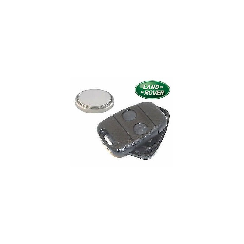 Land Rover Freelander 1 Genuine Keyfob Remote Control Case Repair Kit 1996-2003 - supplied by p38spares