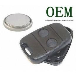 Land Rover Freelander 1 OEM Keyfob Remote Control Case Repair Kit 1996-2003 - supplied by p38spares oem, control, refurb, kit,