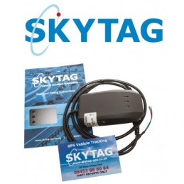 Skytag GPS Vehicle Security Tracker System - All Vehicles www.p38spares.com system, vehicles, security, self, skytag, tracker, v