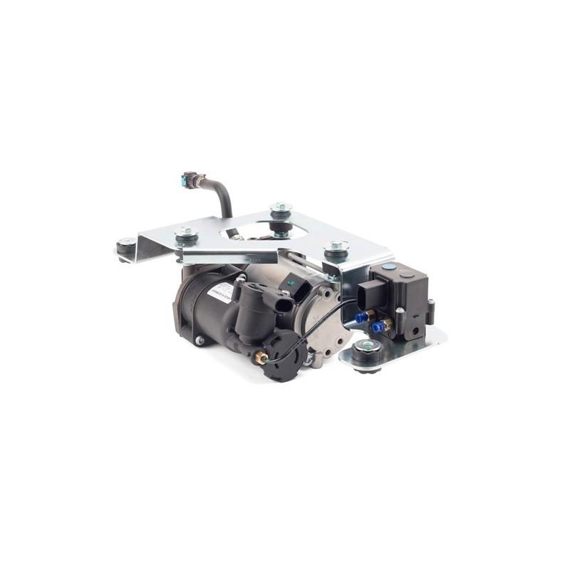 AMK / Arnott Air Suspension Compressor, Valve Block & Dryer Assembly BMW X5 E70, X6 E71 Models 2007-2014 www.p38spares.com  3125