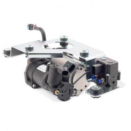 AMK / Arnott Air Suspension Compressor, Valve Block & Dryer Assembly BMW X5 E70, X6 E71 Models 2007-2014