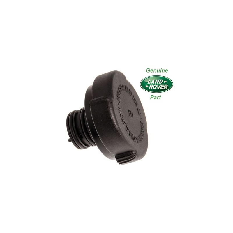 Genuine Land Rover Disovery 2 Coolant Expansion Tank Radiator Cap Models 1998-2004 - supplied by p38spares