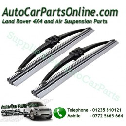 Pair Range Rover P38 MKII Headlight Wiper Blades 1995-2005