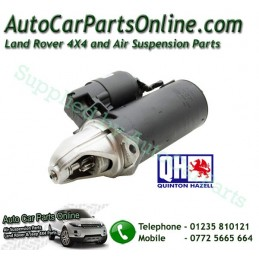 Petrol Remanufacturerd Starter Motor Quinton Hazell V8 Land Rover Range Rover Models  (See List for Fittments)