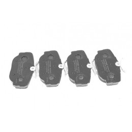 Rear Mintex Land Rover Discovery 2 All Models Brake Pads -1998-2004