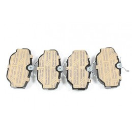 Rear Ferodo Land Rover Discovery 2 All Models Brake Pads 1998-2004
