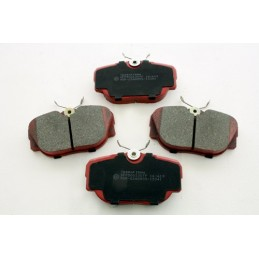 Front Brake Pads Genuine Land Rover Discovery 2 All Models 1998-2004 - supplied by p38spares