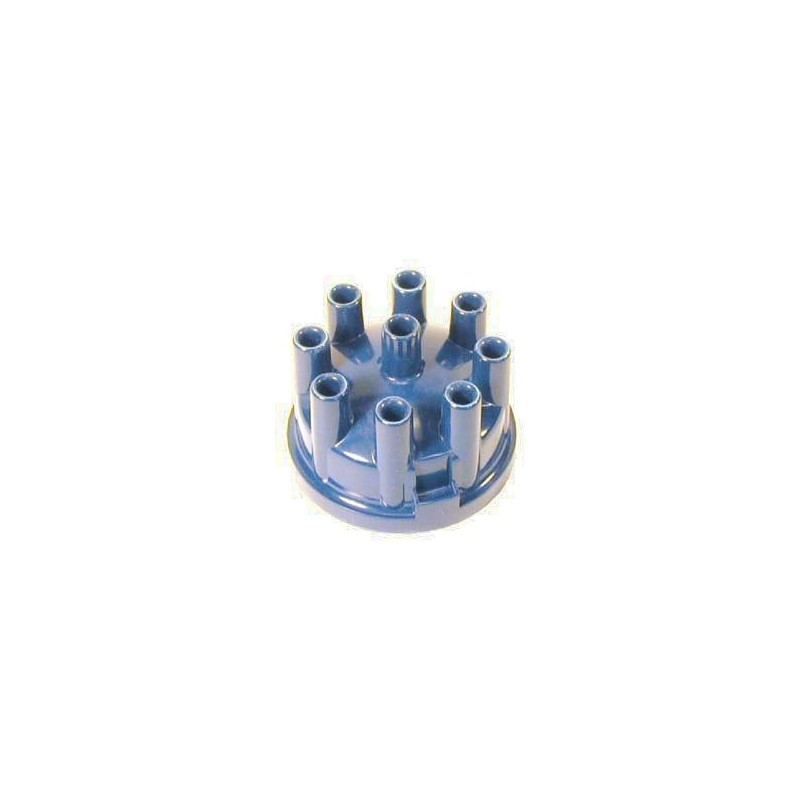 Blue V8 Petrol Engine Ignition Distributor Cap www.p38spares.com  1462 - STC4857