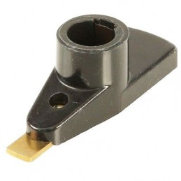 Black V8 Petrol Engine Distributor Ignition Rotor www.p38spares.com  3215 - ST1857