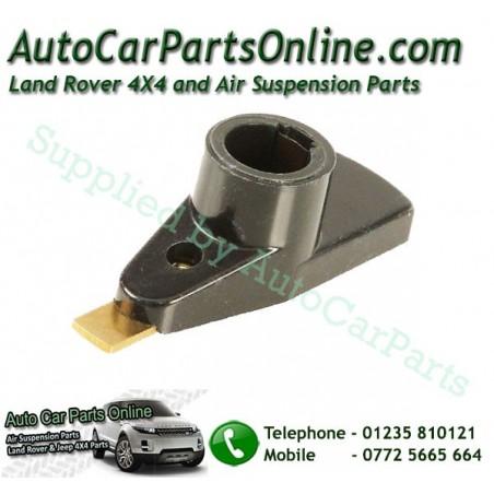 Black V8 Petrol Engine Distributor Ignition Rotor