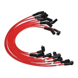 Red 7mm GEMS HT Ignition Leads Range Rover P38 MKII GEMS 4.0 4.6 V8 Petrol 1994-1999 www.p38spares.com  1968 - DA4102 RED